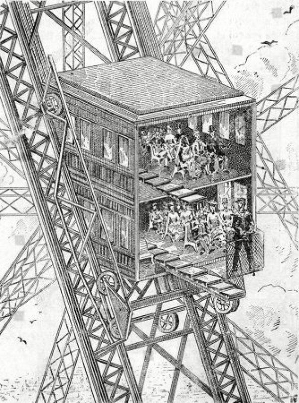Asansör, ya olmasaydı #5