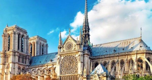 Bir tarih kül oldu: Notre Dame #1