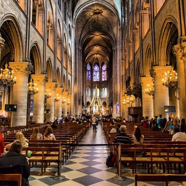 Bir tarih kül oldu: Notre Dame #2