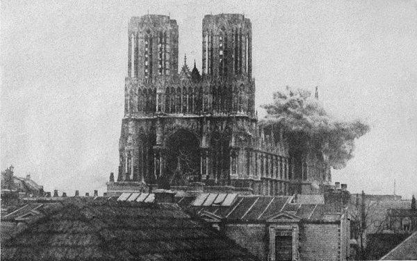 Bir tarih kül oldu: Notre Dame #3