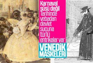 Festivalden fazlası: Venedik maskelerinin ilginç tarihi