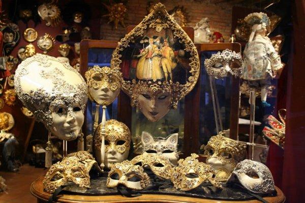 Festivalden fazlası: Venedik maskelerinin ilginç tarihi #4