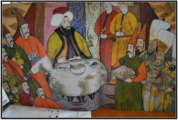 Osmanlı'nınki ziyafetmiş, bizimkisi karın doyurmak #3