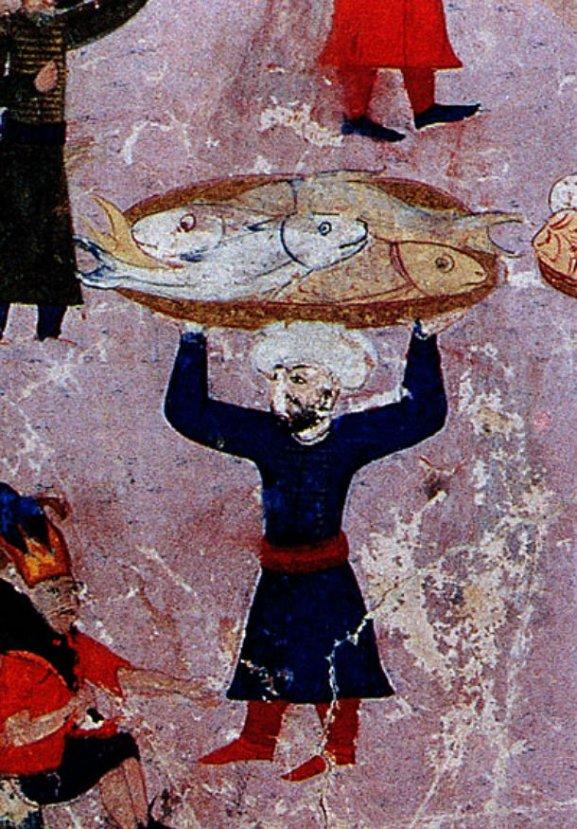 Osmanlı'nınki ziyafetmiş, bizimkisi karın doyurmak #5