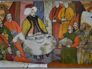 Osmanlı'nınki ziyafetmiş, bizimkisi karın doyurmak