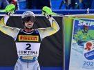 Sezonun son slalomunu Foss-Solevag kazandı!