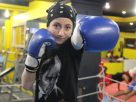 Wushu şampiyonunun dikkat çeken hikayesi
